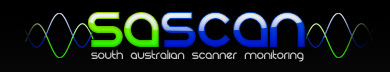 ScanSA - South Australian Scanner Monitoring